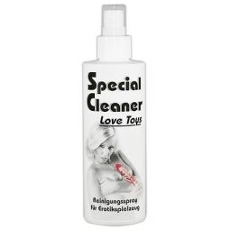 Special Cleaner Love Toys...