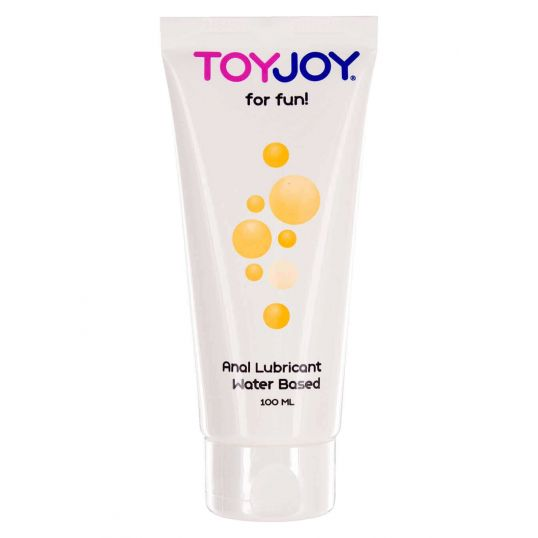 LUBRIFICANTE ANALE TOYJOY ANAL LUBE WATERBASED 100 ML