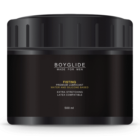 BOYGLIDE WATER BASED 500 ml FISTING