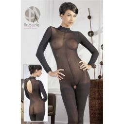 TUTA SEXY CATSUIT OUVERT...